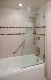 shower door and bath enclosures