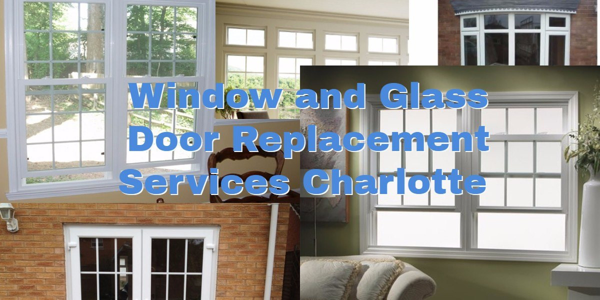 window and glass replacement banner charlotte