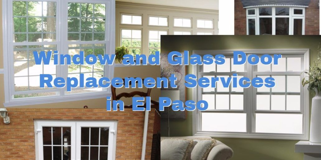 el paso window glass replacement company
