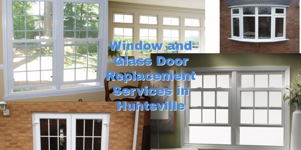 patio door and window replacement banner