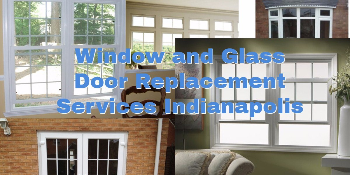 door and glass replacement banner