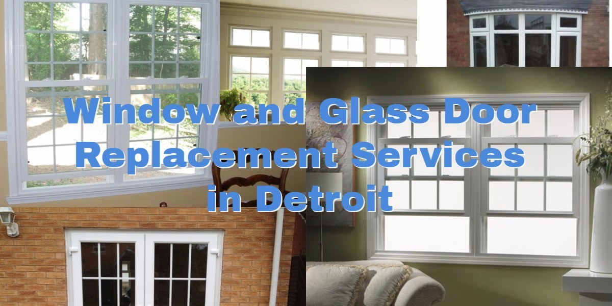 detroit window repair logo