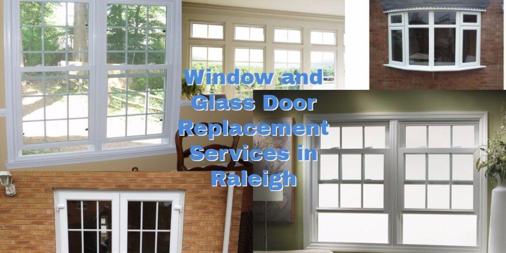 window repair raleigh NC company banner