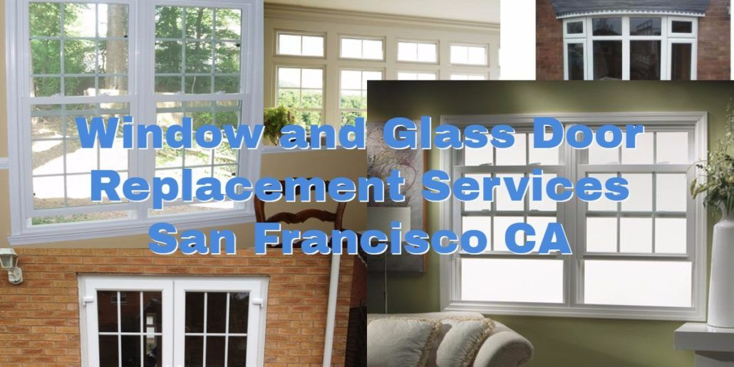 San Francisco window replacement sales banner