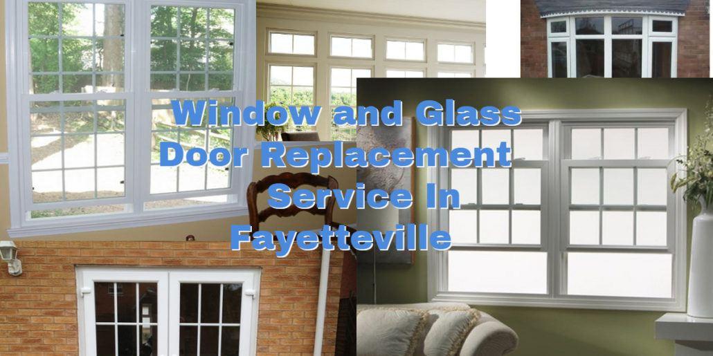 Fayetteville Window Install