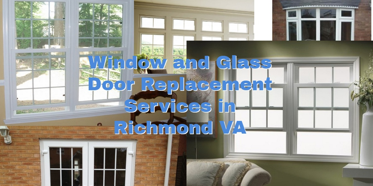 glass repair richmond va