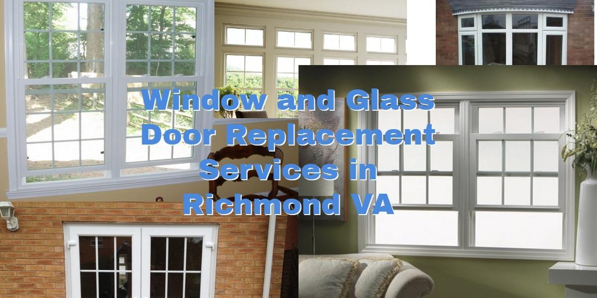 glass repair richmond va