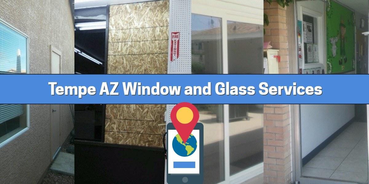 tempe glass companies